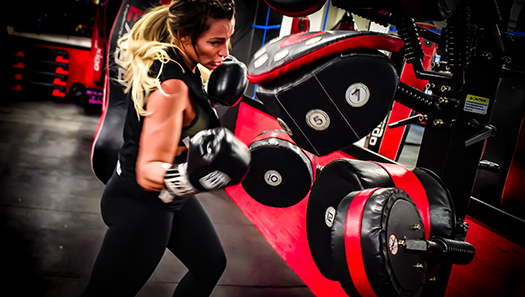 Boxercise Classes In Rayleigh Essex at Honeys Boxing Gym