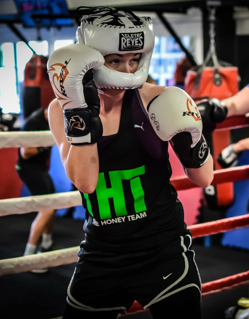 Boxing Coaching at Honeys Boxing Gym Rayleigh Essex