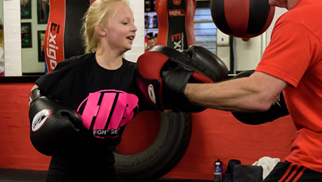 Honeys Boxing Gym Rayleigh Essex Kids Boxfit
